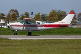 (新)ふぁんとむ改さんが、佐賀空港で撮影したエス・ジー・シー佐賀航空 TU206G Turbo Stationair 6 IIの航空フォト(飛行機 写真・画像)