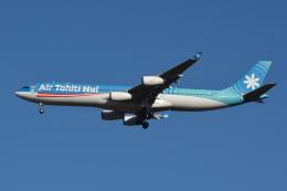 Deepさんが、成田国際空港で撮影したエア・タヒチ・ヌイ A340-313Xの航空フォト(飛行機 写真・画像)