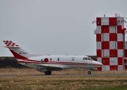 こつぽんさんが、松島基地で撮影した航空自衛隊 U-125 (BAe-125-800FI)の航空フォト(飛行機 写真・画像)