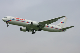 tsubameさんが、福岡空港で撮影したロシア航空 767-3Q8/ERの航空フォト(飛行機 写真・画像)