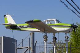 mameshibaさんが、成田国際空港で撮影した日本個人所有 FA-200-160 Aero Subaruの航空フォト(飛行機 写真・画像)