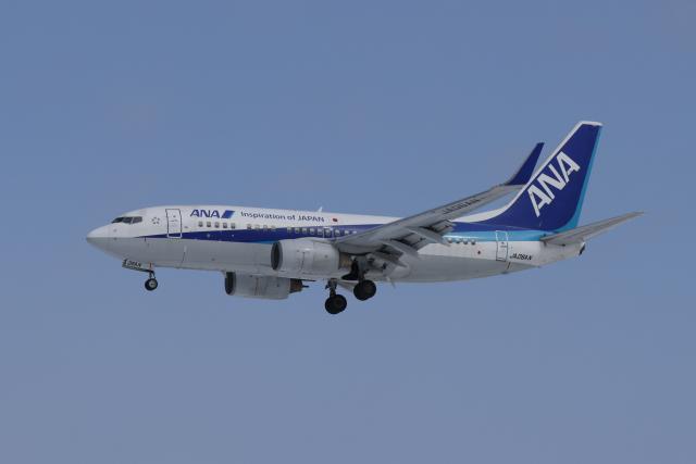 North1973さんが、紋別空港で撮影した全日空 737-781の航空フォト(飛行機 写真・画像)