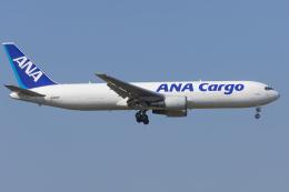 mameshibaさんが、成田国際空港で撮影した全日空 767-381F/ERの航空フォト(飛行機 写真・画像)