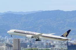 虎太郎19さんが、福岡空港で撮影したシンガポール航空 787-10の航空フォト(飛行機 写真・画像)