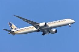 JUTENさんが、中部国際空港で撮影したシンガポール航空 787-10の航空フォト(飛行機 写真・画像)