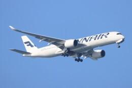 JUTENさんが、中部国際空港で撮影したフィンエアー A350-941の航空フォト(飛行機 写真・画像)