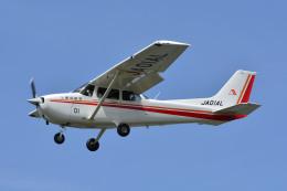 Gambardierさんが、岡南飛行場で撮影した朝日航空 172S Skyhawk SPの航空フォト(飛行機 写真・画像)