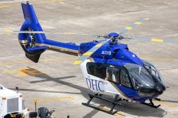T spotterさんが、名古屋飛行場で撮影したディーエイチシー EC145T2の航空フォト(飛行機 写真・画像)
