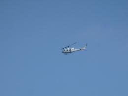 taiki_jcg__jediさんが、二子玉川で撮影したアメリカ空軍 UH-1N Twin Hueyの航空フォト(飛行機 写真・画像)