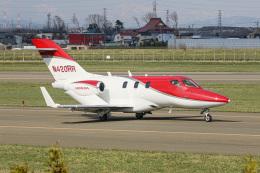 syu〜さんが、札幌飛行場で撮影したアメリカ企業所有 HA-420の航空フォト(飛行機 写真・画像)