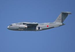 雲霧さんが、下総航空基地で撮影した航空自衛隊 C-2の航空フォト(飛行機 写真・画像)