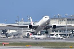 リョウさんが、那覇空港で撮影した日本航空 767-346/ERの航空フォト(飛行機 写真・画像)
