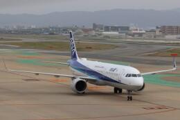 Yuseiさんが、福岡空港で撮影した全日空 A321-272Nの航空フォト(飛行機 写真・画像)