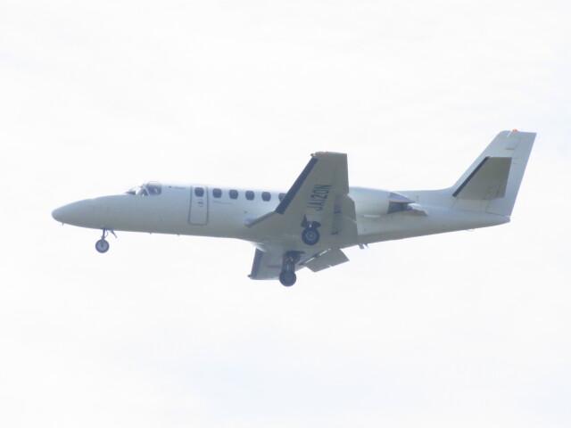 commet7575さんが、福岡空港で撮影した中日本航空 560 Citation Vの航空フォト(飛行機 写真・画像)