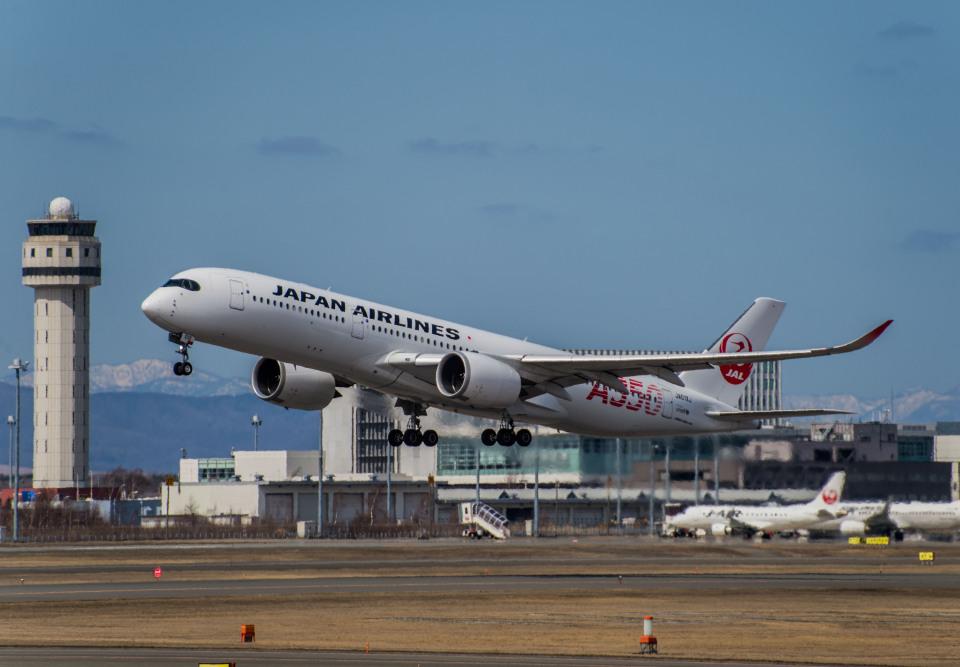 Cygnus00さんの日本航空 Airbus A350-900 (JA01XJ) 航空フォト