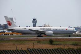 アルビレオさんが、成田国際空港で撮影した中国国際貨運航空 777-FFTの航空フォト(飛行機 写真・画像)