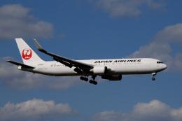 航空フォト:JA608J 日本航空 767-300