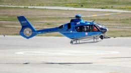 cathay451さんが、神戸空港で撮影した熊本県警察 EC135P3の航空フォト(飛行機 写真・画像)