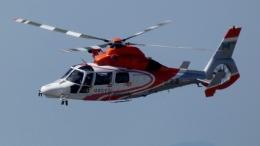 cathay451さんが、神戸空港で撮影した北海道防災航空隊 AS365N3 Dauphin 2の航空フォト(飛行機 写真・画像)