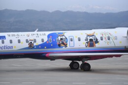 kumagorouさんが、仙台空港で撮影したアイベックスエアラインズ CL-600-2C10 Regional Jet CRJ-702ERの航空フォト(飛行機 写真・画像)