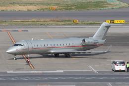 ゴンタさんが、羽田空港で撮影したビスタジェット CL-600-2B19 Challenger 850の航空フォト(飛行機 写真・画像)