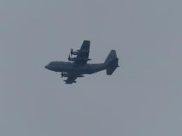 うすさんが、伊丹空港で撮影した航空自衛隊 C-130H Herculesの航空フォト(飛行機 写真・画像)