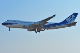 saoya_saodakeさんが、成田国際空港で撮影した日本貨物航空 747-4KZF/SCDの航空フォト(飛行機 写真・画像)