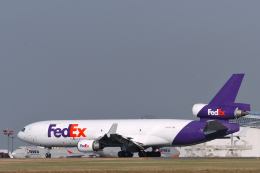 senyoさんが、成田国際空港で撮影したフェデックス・エクスプレス MD-11Fの航空フォト(飛行機 写真・画像)