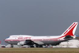 senyoさんが、成田国際空港で撮影したエア・インディア 747-337Mの航空フォト(飛行機 写真・画像)