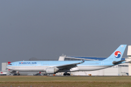 senyoさんが、成田国際空港で撮影した大韓航空 A330-322の航空フォト(飛行機 写真・画像)