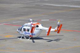 みのフォトグラファさんが、名古屋飛行場で撮影したセントラルヘリコプターサービス BK117C-1の航空フォト(飛行機 写真・画像)