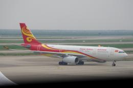 yabyanさんが、上海浦東国際空港で撮影した海南航空 A330-243の航空フォト(飛行機 写真・画像)