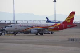 yabyanさんが、中部国際空港で撮影した香港航空 A320-214の航空フォト(飛行機 写真・画像)