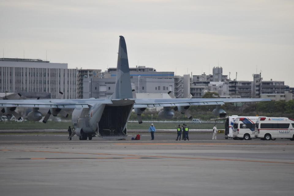JAA DC-8さんの航空自衛隊 Lockheed C-130 Hercules (85-1080) 航空フォト