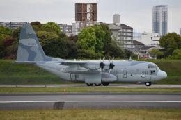 JAA DC-8さんが、伊丹空港で撮影した航空自衛隊 C-130H Herculesの航空フォト(飛行機 写真・画像)