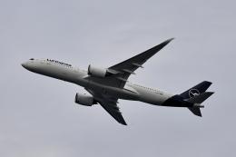 juntamiさんが、羽田空港で撮影したルフトハンザドイツ航空 A350-941の航空フォト(飛行機 写真・画像)