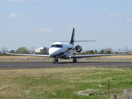 F.YUKIHIDEさんが、岡南飛行場で撮影したジャプコン Citation Latitude(680A)の航空フォト(飛行機 写真・画像)