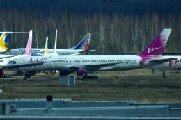 yabyanさんが、ドモジェドヴォ空港で撮影したVIMエアラインズ 757-230の航空フォト(飛行機 写真・画像)