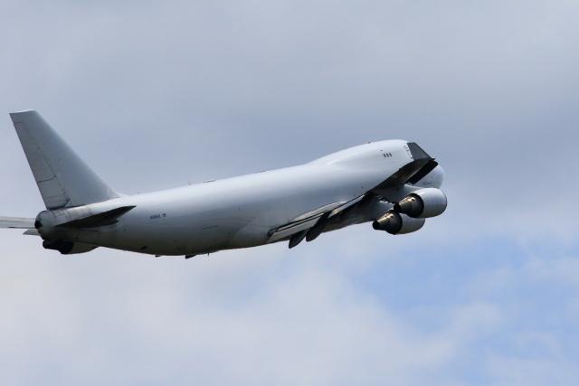 おっしーさんが、成田国際空港で撮影したアトラス航空 747-481F/SCDの航空フォト(飛行機 写真・画像)