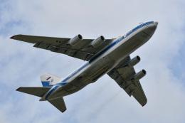 tuna_さんが、成田国際空港で撮影したヴォルガ・ドニエプル航空 An-124-100 Ruslanの航空フォト(飛行機 写真・画像)