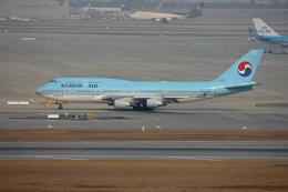 tsubameさんが、仁川国際空港で撮影した大韓航空 747-4B5の航空フォト(飛行機 写真・画像)