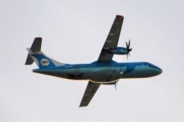 amagoさんが、福岡空港で撮影した天草エアライン ATR-42-600の航空フォト(飛行機 写真・画像)