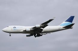 m_aereo_iさんが、成田国際空港で撮影したASLエアラインズ・ベルギー 747-409F/SCDの航空フォト(飛行機 写真・画像)