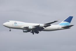 HADAさんが、成田国際空港で撮影したASLエアラインズ・ベルギー 747-409F/SCDの航空フォト(飛行機 写真・画像)