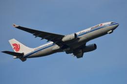 saoya_saodakeさんが、成田国際空港で撮影した中国国際航空 A330-243の航空フォト(飛行機 写真・画像)