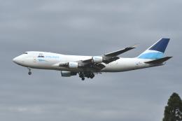 sepia2016さんが、成田国際空港で撮影したASLエアラインズ・ベルギー 747-409F/SCDの航空フォト(飛行機 写真・画像)