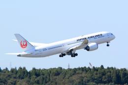 航空フォト:JA870J 日本航空 787-9