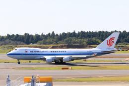 inyoさんが、成田国際空港で撮影した中国国際貨運航空 747-4FTF/SCDの航空フォト(飛行機 写真・画像)