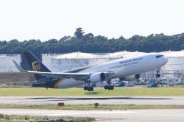 inyoさんが、成田国際空港で撮影したUPS航空 767-34AF/ERの航空フォト(飛行機 写真・画像)