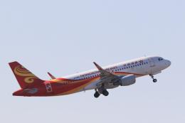 inyoさんが、成田国際空港で撮影した香港航空 A320-214の航空フォト(飛行機 写真・画像)